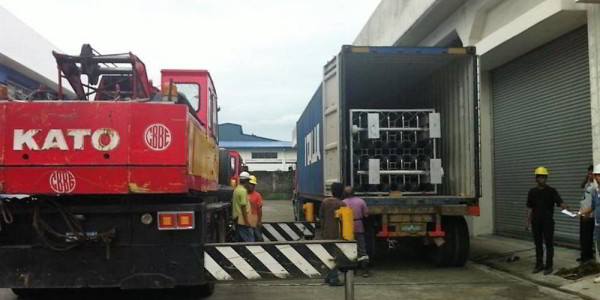 Machine Equipment Handling Philippines