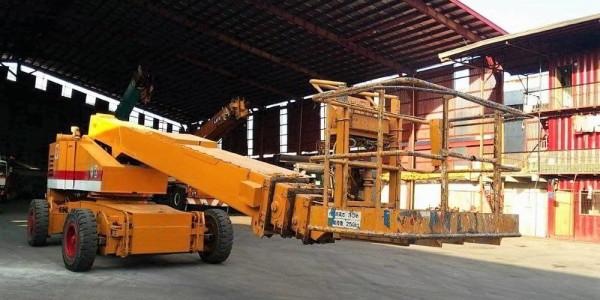 Forklift Manlift Telehandler Philippines