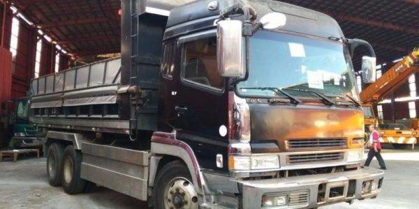 Fuso S Great Dump Truck 2004