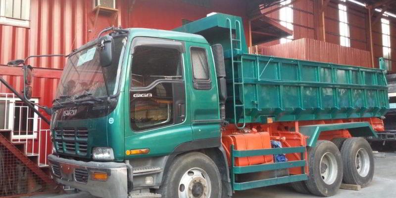 Isuzu Giga Dump Truck 2003