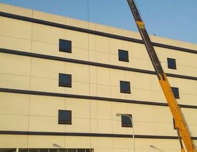 Lease of 25 Tons Rough Terrain Crane