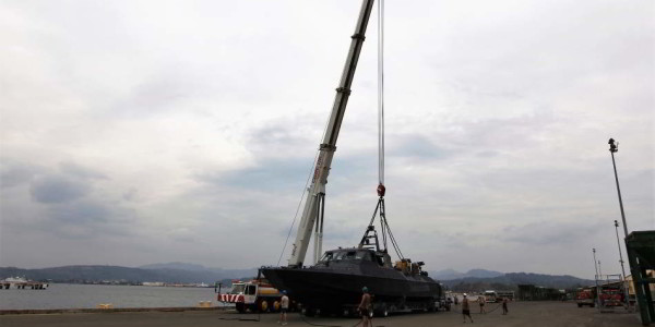 Project - Lease of 300 Tons Crane for Balikatan 3