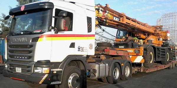 Heavy Equipment Transport Luzon