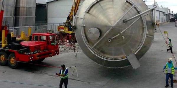 Machine Equipment Handling Luzon