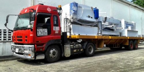Transport Assorted Machines